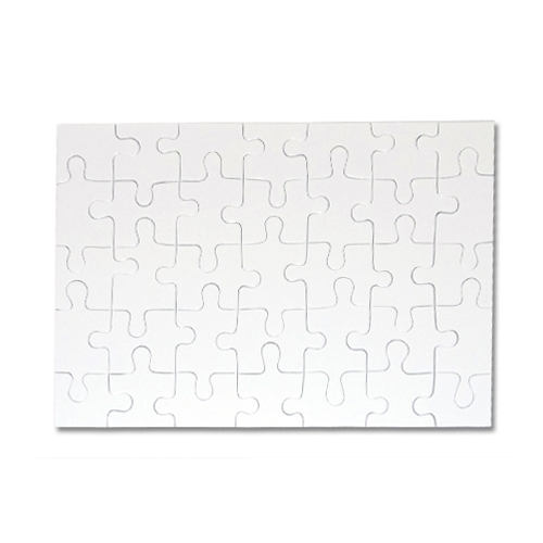 Puzzle A4 35 dílku