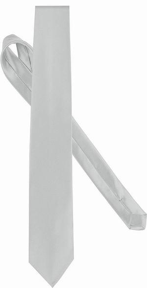 Stříbrná kravata